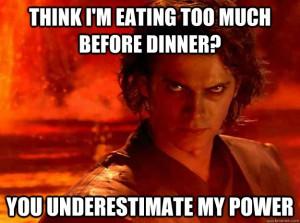 Pass the pasta...