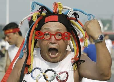 olympic fan