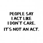 dont care